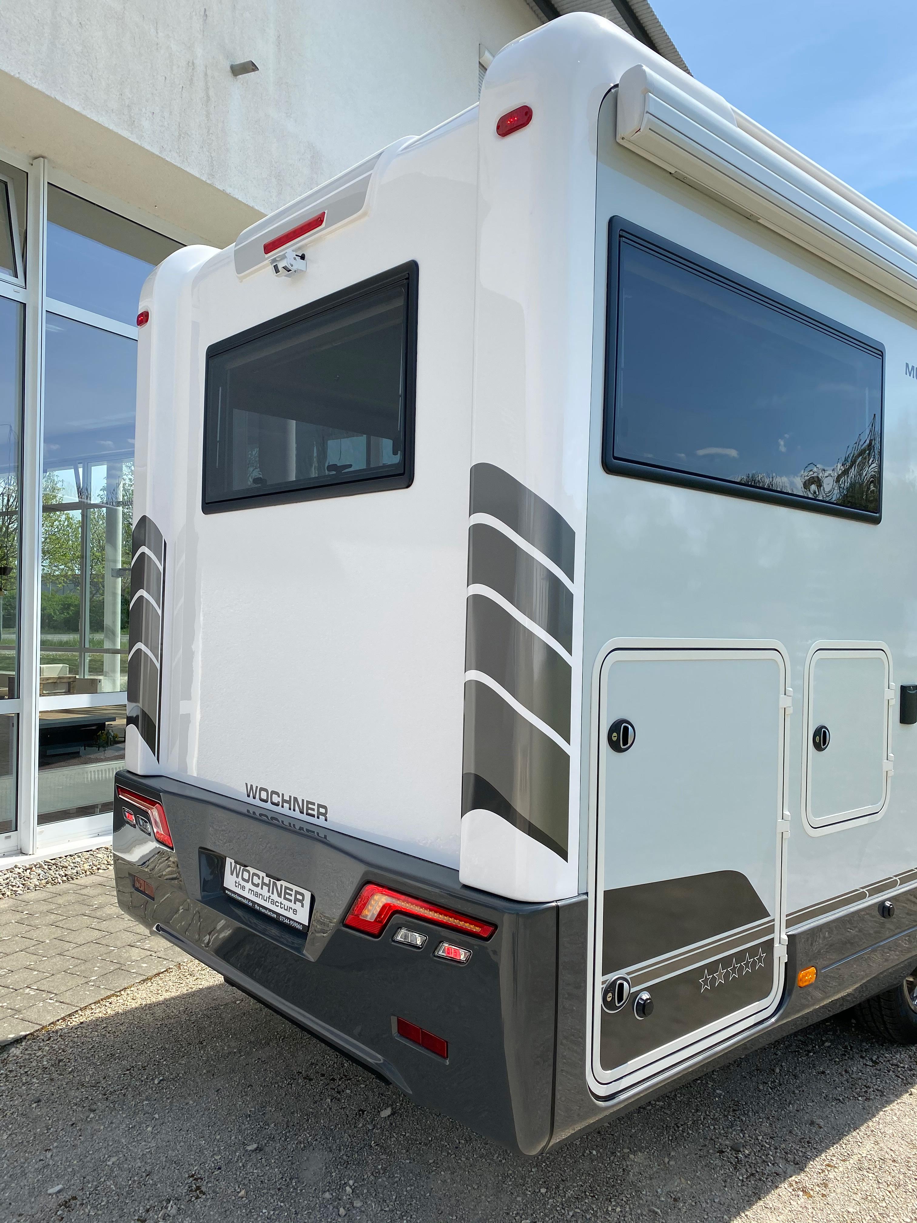 Wochner Reisemobil GmbH - Edle Wohnmobile vom Bodenseekreis in